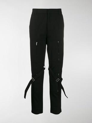Ambush Zipped Detail Cargo Trousers