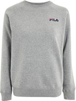 Fila Applique Back Crew Sweatshirt