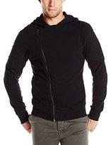 Jet Lag Men's Moto Full-Zip Sweatshirt