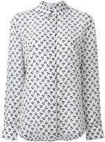 Altuzarra cherry print shirt - women - Silk/Viscose - 36
