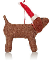 Midwest of Cannon Falls Felt Wiener Dog Ornament