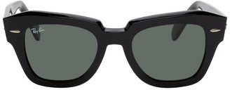 Ray-Ban Black State Street Sunglasses