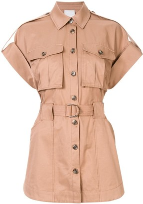 Acler Delton shirt dress