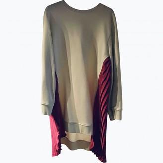Maison Margiela Beige Cotton - elasthane Dresses
