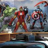 York Wall Coverings York Wallcoverings Marvel Avengers Assemble Removable Wallpaper Mural