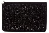 Givenchy Embellished Zip Pouch