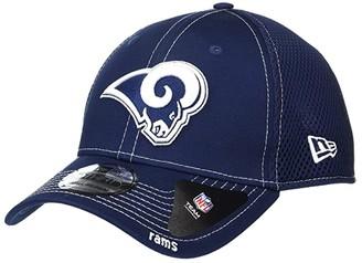 New Era NFL NEO 39THIRTY Flex Fit Cap - Los Angeles Rams (Navy) Baseball Caps