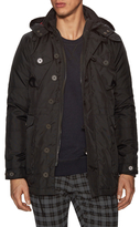 Gilded Age Reversible Snap Out Padded Jacket