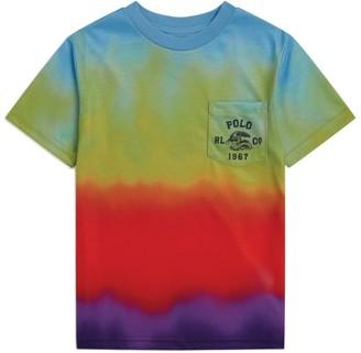 Ralph Lauren Kids Tiger Print T-Shirt (5-7 Years)