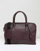 Ted Baker Jager Document Bag in Leather