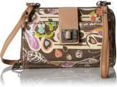 Sakroots Artist Circle Smartphone Convertible Cross Body Bag