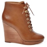 GUESS Women's Zoey Wedge Booties