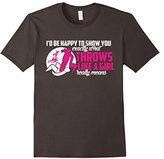 Men's Jiu Jitsu T-Shirt for Girls - Throws Like a Girl 2XL