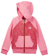 True Religion Mineral Wash Hoodie (Toddler & Little Girls)