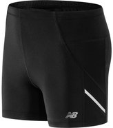 New Balance Women's Accelerate Fitted Short