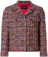 Etro tweed fitted jacket