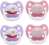 Dr Browns Dr. Brown's PreVent Unique Pacifier - Pink - 6 - 12 Months