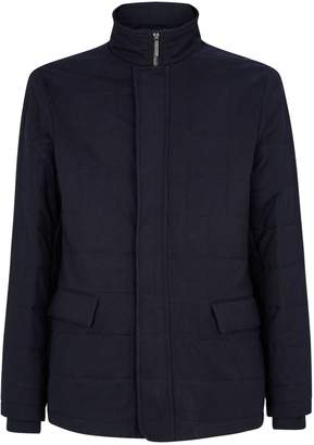 Emporio Armani Down Quilted Jacket