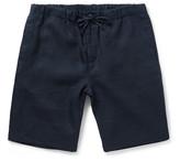 P. Johnson - Linen Drawstring Shorts