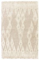 Etho Mulberry Hand-Tufted Rug