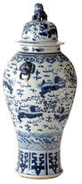 Eichholtz Peninsula Vase - Chinese Dragon