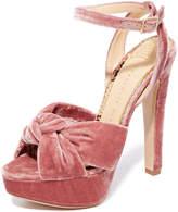 Charlotte Olympia Tiffani Ankle Strap Pumps