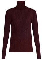 Vanessa Bruno Freely roll-neck ribbed-knit sweater