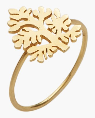 Pippa Small Paradise Tree Wire Ring