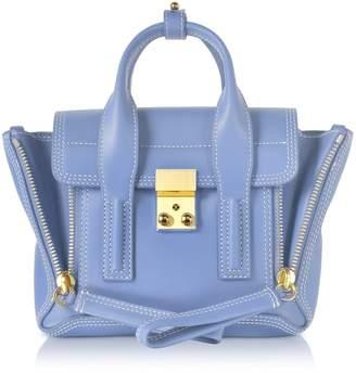 3.1 Phillip Lim Chambray Pashli Mini Satchel Bag