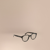Burberry Round Optical Frames