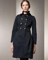 MARC by Marc Jacobs Moleskin Coat