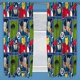 "Marvel Avengers Tech Curtains 54"" Drop"