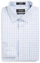 Nordstrom Men's Big & Tall Traditional Fit Non-Iron Plaid Dress Shirt