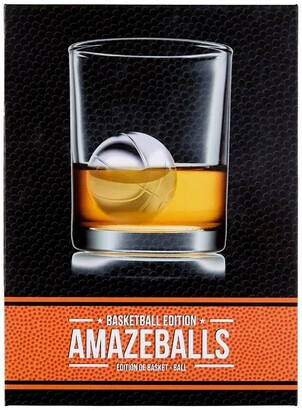 Amazebrand Basketball Amazeballs Drink Chillers Set Of 2 With Tongs