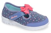 Skechers Infant Girl's Go Walk Slip-On Sneaker