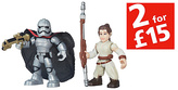 Star Wars Galaxy Heroes 2 Pack Assortment