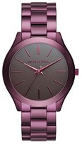 Michael Kors Women's 'Slim Runway' Bracelet Watch, 42Mm