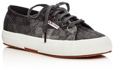 Superga Cotu Classic Wool Lace Up Sneakers