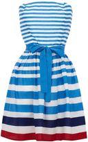 Women's Oasis Stripe bandeau sundress