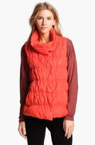 Eileen Fisher Weather Resistant Down Vest