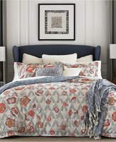 Tommy Hilfiger Margo Reversible 3-Pc. Floral Full/Queen Comforter Set Bedding