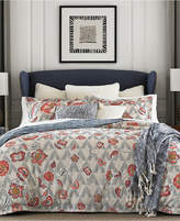 Tommy Hilfiger Margo Reversible 3-Pc. Floral King Comforter Set Bedding