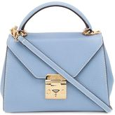 Mark Cross baby 'Hadley' flap bag - women - Leather - One Size