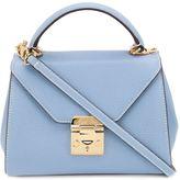 Mark Cross baby 'Hadley' flap bag