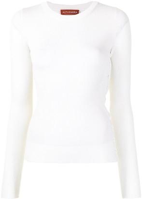 Altuzarra Iris ribbed sweater
