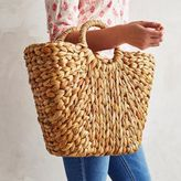 Sur La Table Water Hyacinth Tote Bag