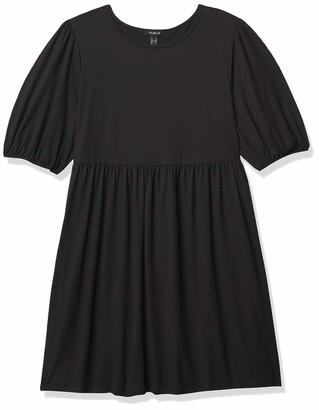 Forever 21 Women's Plus Size Mini Skater Dress