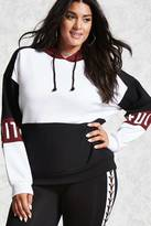 Forever 21 Plus Size Unedited Hoodie