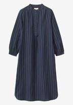 Toast Emma Wide Stripe Shirt Dress