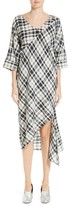 Rachel Comey Women's Grateful Plaid Cotton Shift Dress